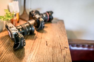 レザーカメラストラップ/サイズ/フリーサイズ