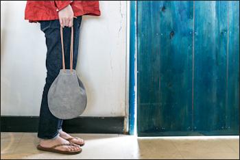 ドローストリングバッグ/サコッシュ型巾着袋・ポシェット/ショルダーバッグ